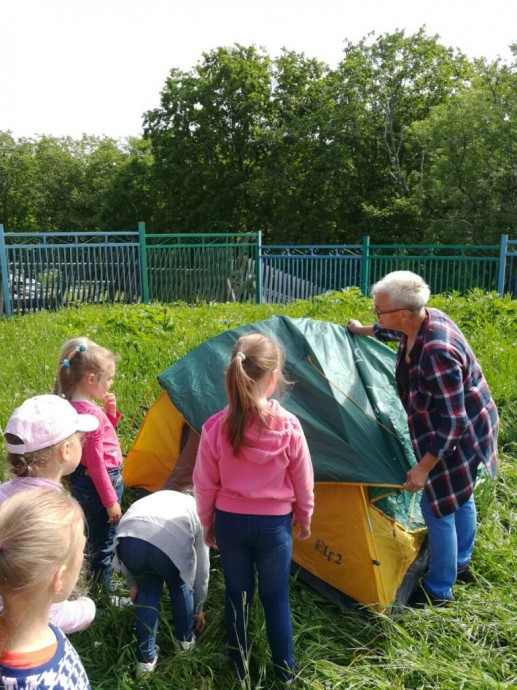 Наш детский сад